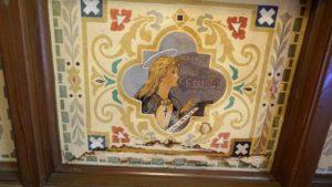Saint Cecelia saint of music