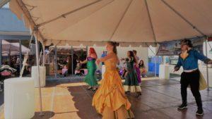 Dancing Princesses Western Welcome Week