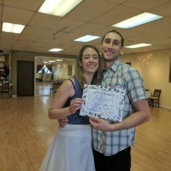 David Hernandez and Melissa Wedding