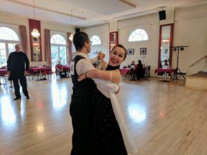 Standard Ballroom dance