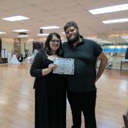 Joe Kaiser and Kimberly Wedding