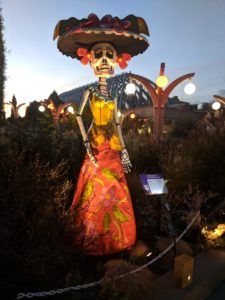 Day of the Dead denver botanic
