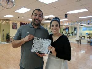 Fidel Escalante and Nikki Wedding