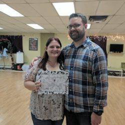 Ian Rohrer and Holly Wedding