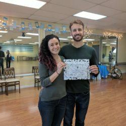 Nick Bradley and Nicole Wedding