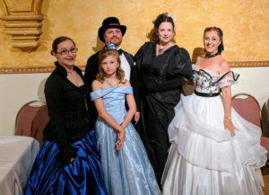 Victorian dance attendies