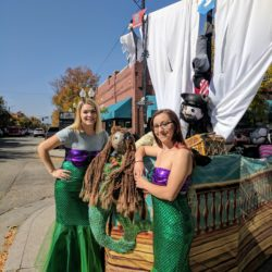 stranger tides mermaids and pumpkin ship