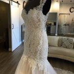 Drop waist lace wedding gownIMG_0164 (2)
