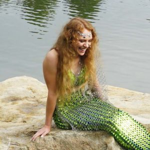 Samba Mermaid priate bride ps web