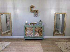 Casa Bianca Derssing Room
