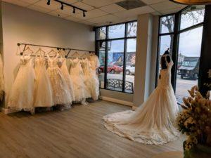 Moonlight Gowns at Casa Bianca bridal