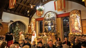 Madrigal Feast banquet hall