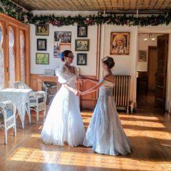 Victorian Tea Dancers
