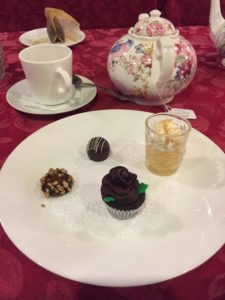 Victroian tea treats