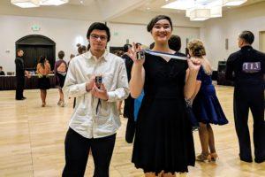 Denver dance jam Sabrina and Noah
