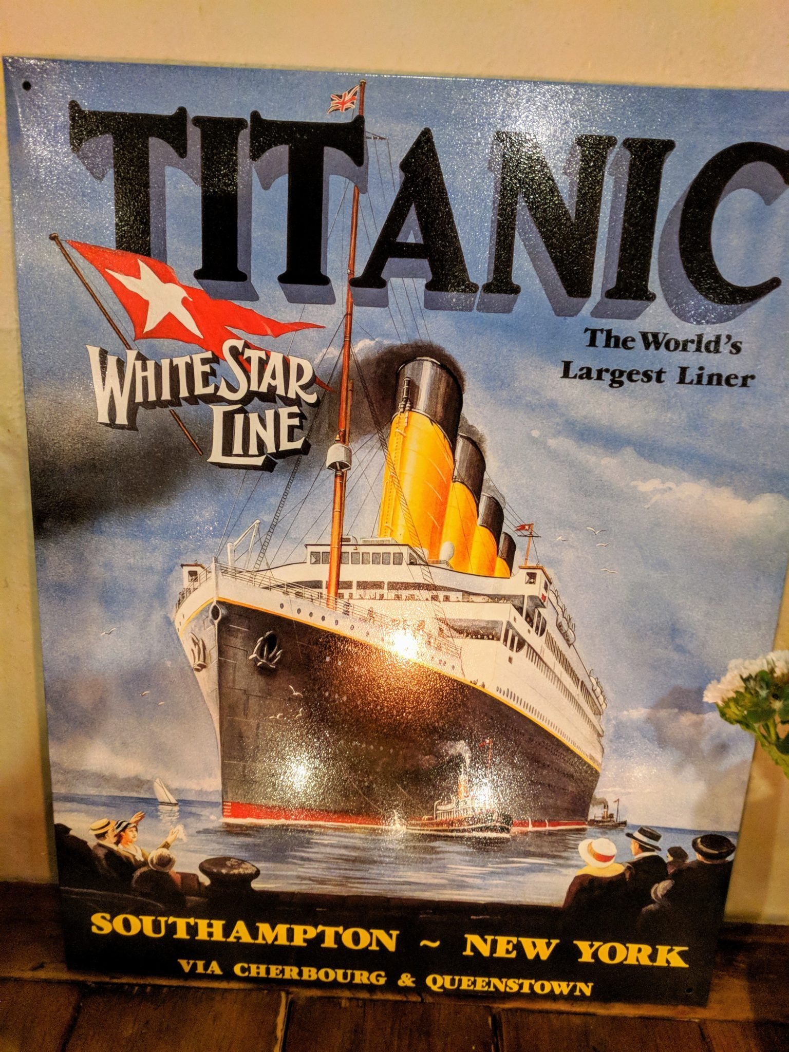 Titanic Themed Party For Aai Adventures In Dance