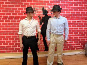 1930's dance men