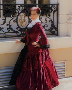 Lady Treamiane wrought iron window grilles