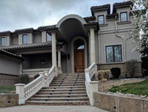 Lakewood mansion