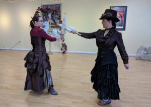 Victorian dueling