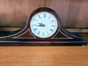 cogsworth mantel clock