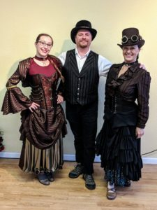 victorian-steampunk-dance-familly
