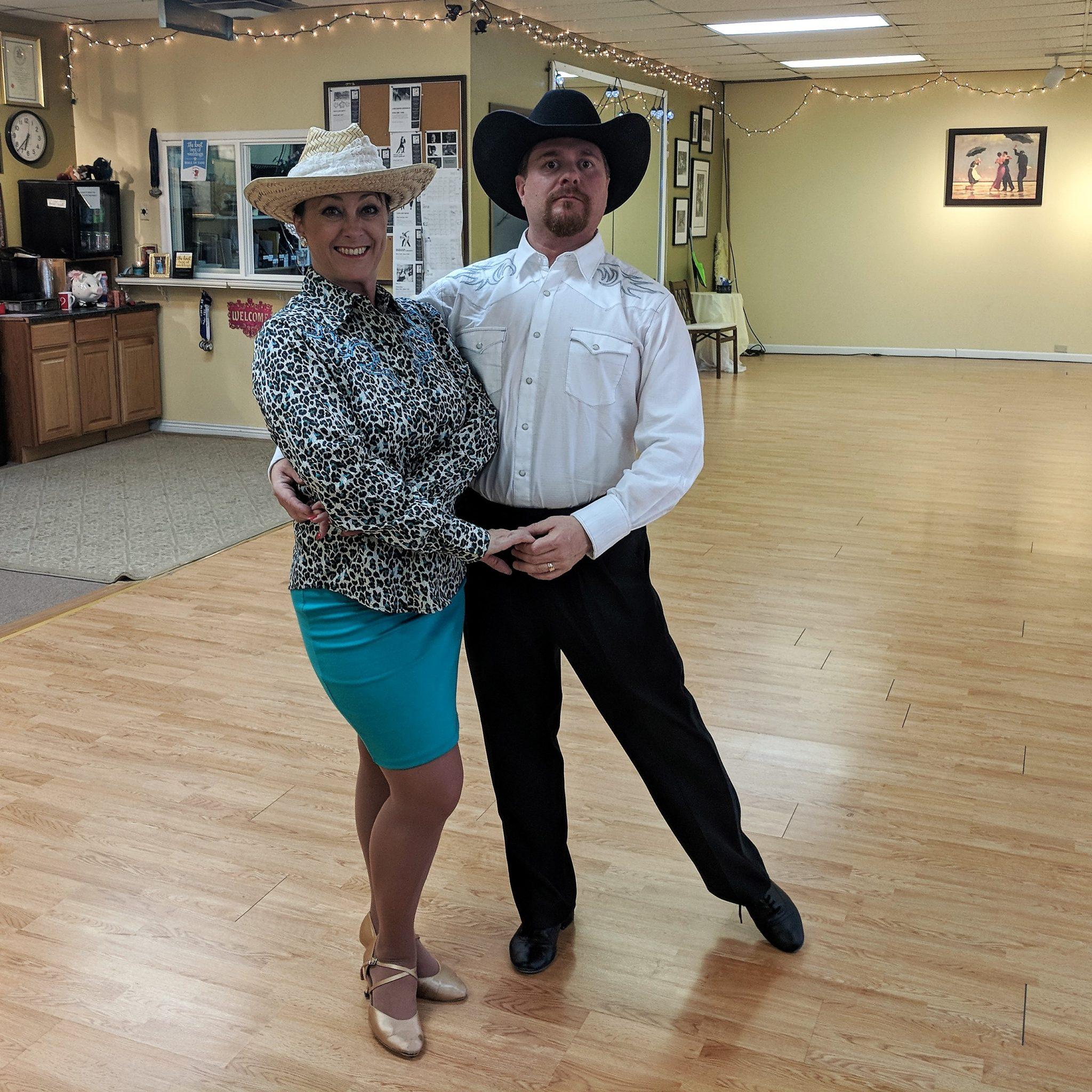 Beach Blanket Cha Cha Dance: History Of Cowboy Cha-cha