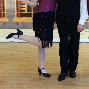 Flapper feet