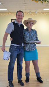 Keith purvis dance award