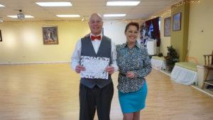 Nick dance award