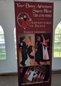 adventures in dance sign