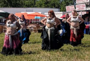 medieval belly dance