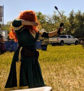 medieval dance merida
