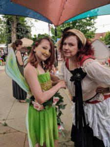 dance faeries kylie luna