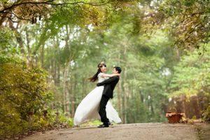 Forest destination Wedding