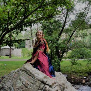 LOTR Arwin castle dunafon (2)