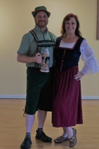 Oktoberfest dance craig holly