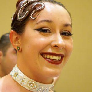 Robyn dance headshot