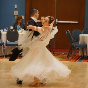 ballroom dance standard usa
