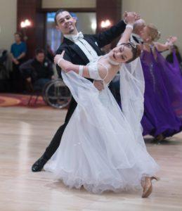 beautiful oversway at the ballroom dance classic kansas city