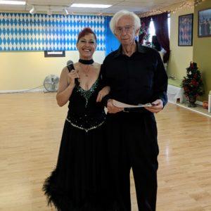 Dancer Mel
