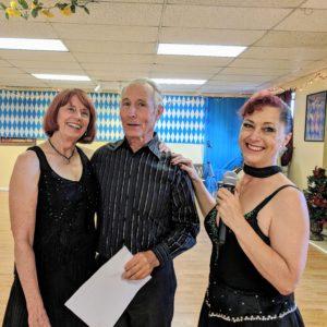 Dancers Sheryl Larry