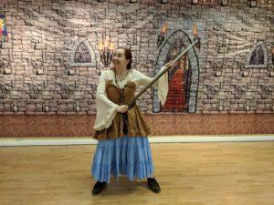 LOTR Dwarf Maiden