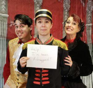 Clara kidnapped to spanish chocolate dance
