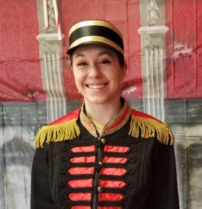 Robyn as Clara dancer