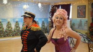 Clara ignores Sugarplum Fairy