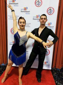 Latin Dance Robyn bill