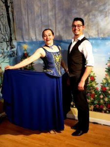 Robyn and William victorian garb