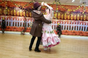 Waltz of the Flowers nutcracker piroette waltz