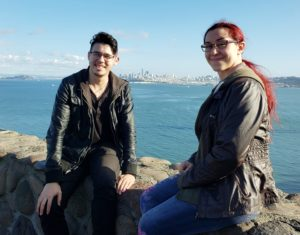 bill and robyn by the bay